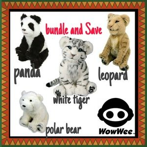 WowWee alive Cubs